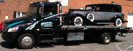 Blair S Towing Amp Recovery Virginia S 1 Towing Services