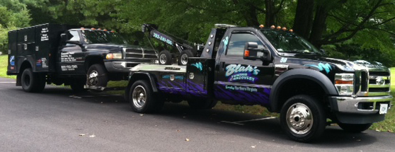 Blair's Towing